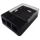 Корпус Raspberry Pi 3 черный / прозрачный